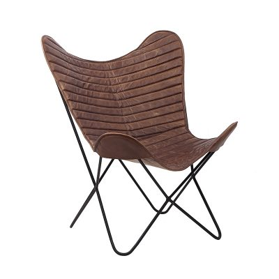 fauteuil-tendance-butterfly-veritable-cuir