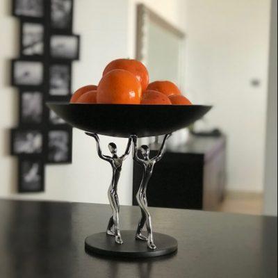 Coupe de fruit originale du créateur Mukul Goyal