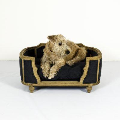 Panier luxe LORD LOU pour chien et chat