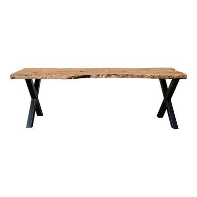 table salle à manger bois exotique