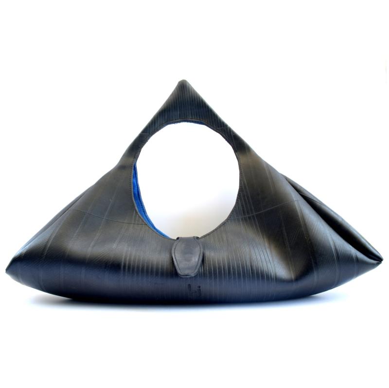 sac main bi ethic triangle decorelie de l 39 art la d co. Black Bedroom Furniture Sets. Home Design Ideas