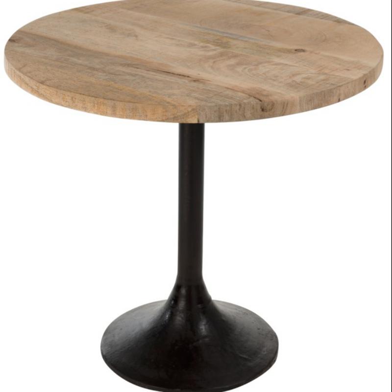 Table De Bar Ronde Haute: Table De Bar Ronde ⋆ Decorelie, De L'art à La Déco