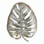Plateau décoratif en métal