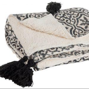 Plaid l'accessoire indispensable pour affronter l'hiver !