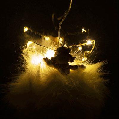 Ange LED Décoratif