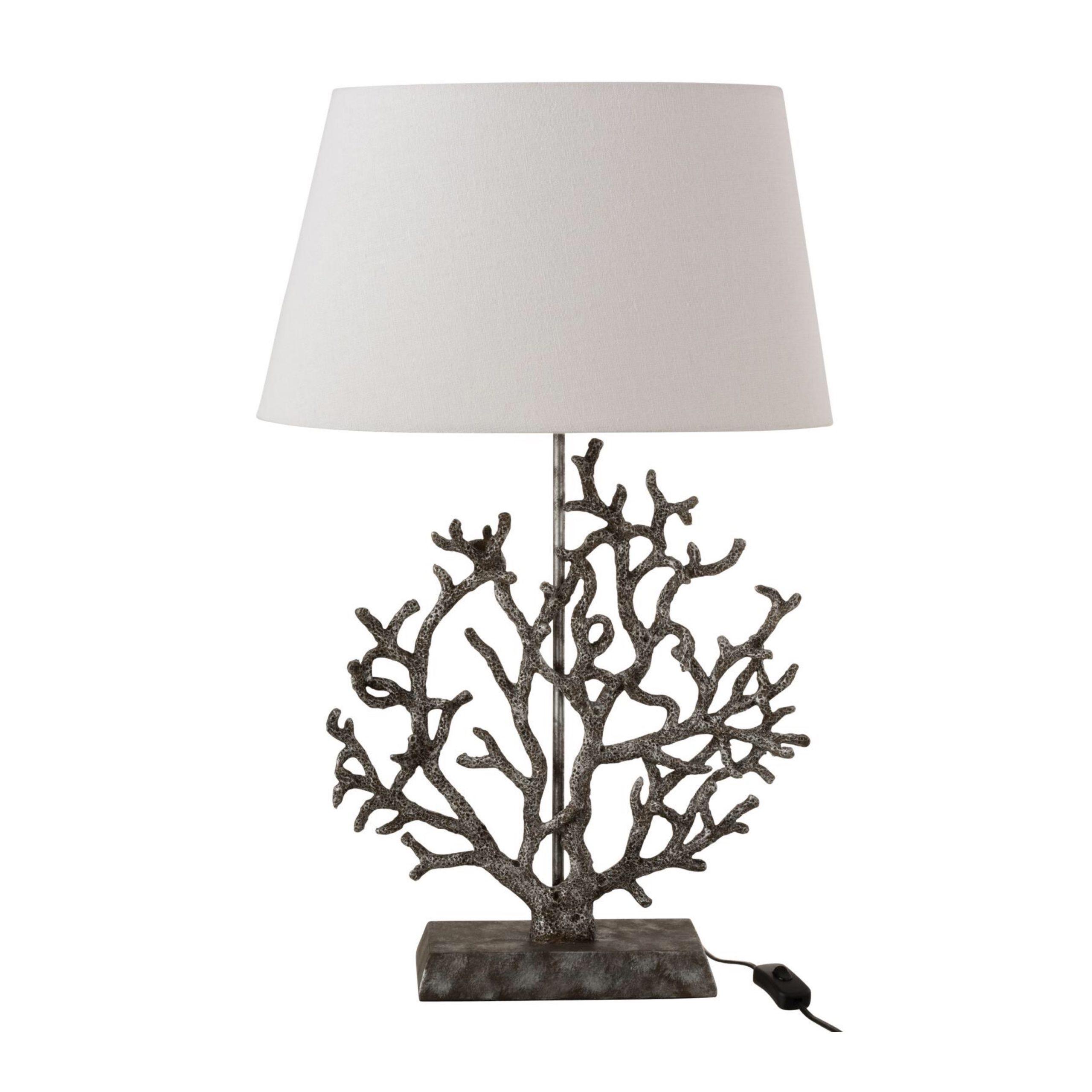 Lampe Corail en Résine
