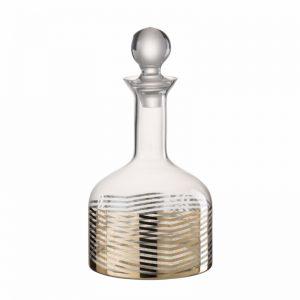 Carafe en verre originale et élégante