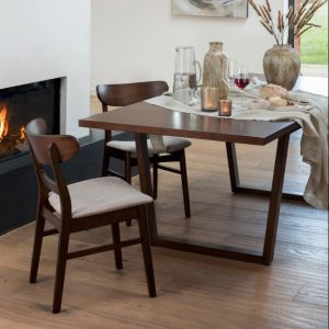 Chaise Lounge en bois