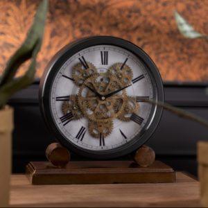 Horloge mécanisme à poser
