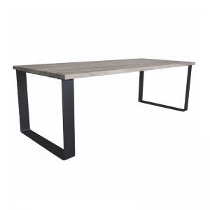 Table-oakly-grise-en-chêne
